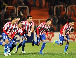 Paraguai na final sem vencer. Os méritos, hoje, são outros (Crédito: EFE)